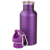 View Extra Image 1 of 2 of Wide Mouth Matte Stainless Sport Bottle