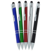 View Extra Image 6 of 6 of Venetian Light-Up Logo Stylus Pen - Closeout