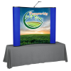 View Extra Image 1 of 4 of Standard Curved Tabletop Display - 6' - Full Colour