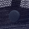 View Extra Image 1 of 2 of Trucker Mesh Back Cap with Face Mask Buttons