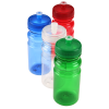 View Extra Image 2 of 2 of Recreation Sport Bottle- 20 oz. - Push Pull Lid- Translucent
