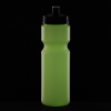 View Extra Image 1 of 3 of Value Bottle with Push Pull Lid - 28 oz. - Glow in Dark