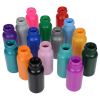 View Extra Image 1 of 3 of Value Sport Bottle with Push Pull Lid - 20 oz. - Colours