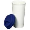 View Image 2 of 3 of Grand Ceramic Mug - White - 16 oz.