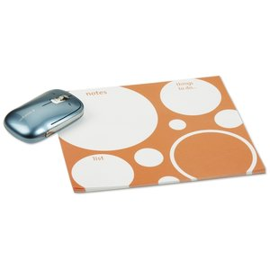 Bic Note Paper Mouse Pad - Bubbles Image 3 of 3