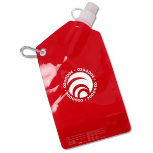 Folding Water Bottle - 20 oz. Image 1 of 4