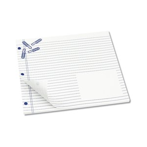 Notepad Mouse Pad - Paper Clip Image 2 of 2