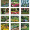 View Extra Image 1 of 1 of Beautiful Gardens Calendar - Spiral
