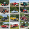 View Image 2 of 2 of Treasured Trucks Calendar - Stapled