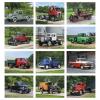 View Extra Image 1 of 1 of Treasured Trucks Calendar - Spiral
