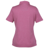 View Extra Image 2 of 2 of Vansport Micro-Melange Polo - Ladies' - Closeout