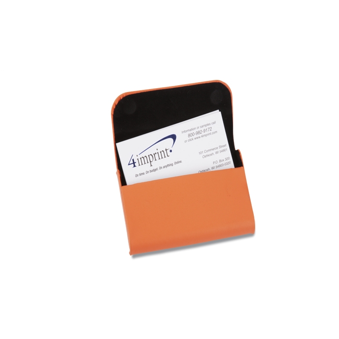4imprint.ca: Colourplay Magnetic Business Card Holder C114611 ...