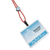 View Extra Image 1 of 1 of Nylon Power Cord Lanyard - Round - Multi