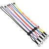 View Extra Image 2 of 2 of Nylon Power Cord Lanyard - Square