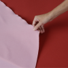 View Extra Image 3 of 5 of Serged Open-Back Polyester Table Throw - 6'
