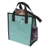 View Extra Image 3 of 3 of ID Laminated Non-Woven Lunch Bag - 24 hr