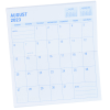 View Extra Image 1 of 2 of Design Monthly Pocket Planner - Lake