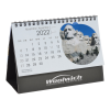 View Extra Image 3 of 4 of World Scenic Desk Calendar - French/English