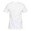 View Extra Image 1 of 1 of Fruit of the Loom HD T-Shirt - Embroidered - White