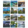 View Extra Image 1 of 1 of Glorious Getaways Calendar - Mini
