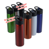 View Extra Image 1 of 1 of h2go Hydra Sport Bottle - 24 oz.