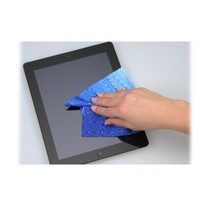 Full Colour Microfibre Cleaning Cloth Image 1 of 1