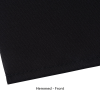 View Extra Image 3 of 4 of Hemmed Open-Back UltraFit Table Cover - 8'
