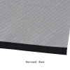 View Extra Image 4 of 4 of Hemmed Open-Back UltraFit Table Cover - 8'