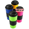 View Extra Image 1 of 2 of Commuter Neon Tumbler - 16 oz.