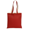 View Extra Image 1 of 2 of Lightweight Two-Tone Cotton Tote