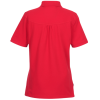 View Extra Image 1 of 1 of Barela Performance Blend Pique Polo - Ladies' - Closeout