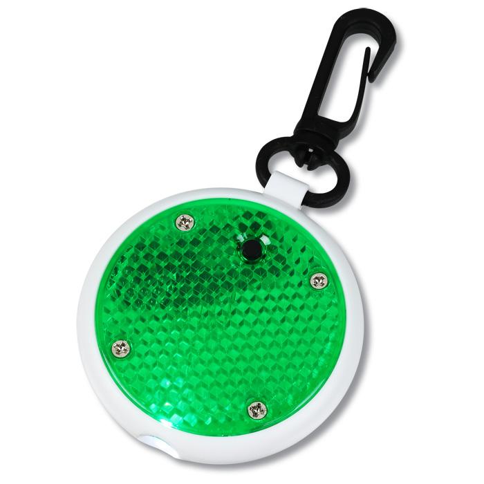 4imprint Ca Round Reflector Light C118562