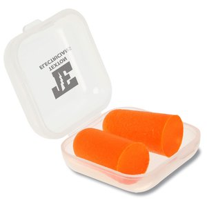 Ear Plugs in Case Image 1 of 2