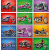View Extra Image 1 of 1 of Motorcycle Mania Appointment Calendar