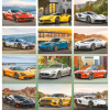 View Extra Image 1 of 1 of Exotic Cars Appointment Calendar
