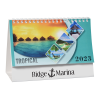 View Extra Image 2 of 4 of Tropical Desk Calendar
