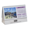 View Extra Image 3 of 4 of Impressionists Desk Calendar  - French/English