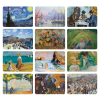 View Extra Image 4 of 4 of Impressionists Desk Calendar  - French/English