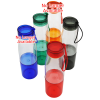 View Extra Image 3 of 3 of Hide-Away Sport Bottle - 16 oz. - Closeout