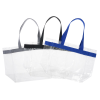 View Extra Image 1 of 1 of Game Day Clear Tote