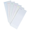View Extra Image 1 of 2 of Bic Sticky Note - Designer - 8x3 - To Do - 25 Sheet