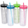View Extra Image 1 of 2 of Ice Chameleon Tumbler with Straw - 16 oz.