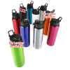 View Extra Image 2 of 2 of h2go Surge Aluminum Sport Bottle - 28 oz.