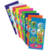 View Extra Image 1 of 1 of Super Kid Sticker Sheet - Go Green