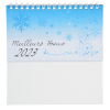 View Image 2 of 4 of Controller Desk Calendar - French