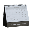 View Extra Image 2 of 3 of Deluxe 15 Month Desk Calendar - French