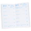 View Extra Image 1 of 1 of Full Colour Budget Pocket Planner - Weekly - French/English