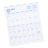 View Extra Image 2 of 2 of Full Colour Budget Pocket Planner - Monthly - French/English