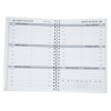 View Extra Image 1 of 1 of Full Colour Executive Weekly Planner - French/English
