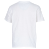 View Extra Image 1 of 1 of Gildan Heavy Cotton T-Shirt - Youth - Embroidered - White